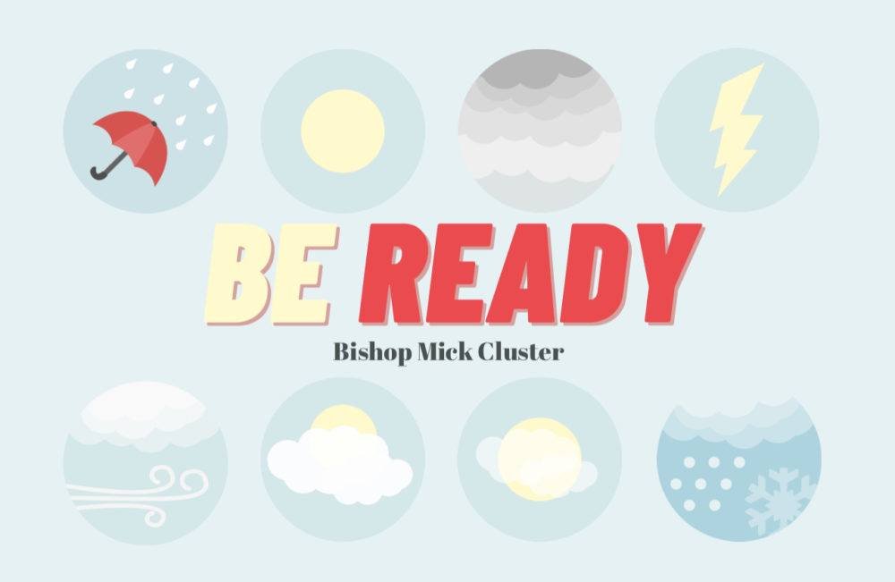 Be Ready – Bishop Mick Cluster