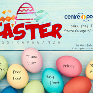 State College Easter Eggstravaganza
